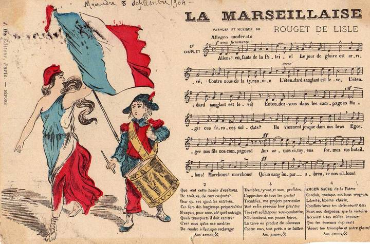 Image result for La Marseillaise