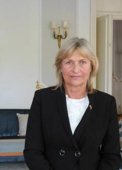 Anneli Lindhal Kenny, ambasadoarea Suediei – Invitat de Onoare Bookfest 2017 Q Magazine